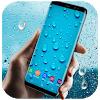 Running Waterdrops Live Wallpaper APK