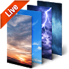 Real Time Weather Live Wallpaper 3D APK