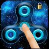 Fidget Spinner Fingerprint lock Screen APK