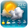 Weather updates&temperature report APK