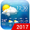 free live weather on screen APK