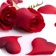 Images of love with roses APK