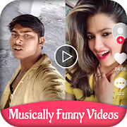 Musically Funny Video - Funny Video Status APK