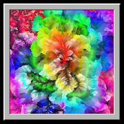 Rainbow Smoke demo APK