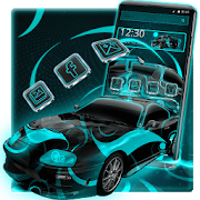 Neon Car Theme APK