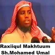 Raxiiqul Makhtuum - Somali APK
