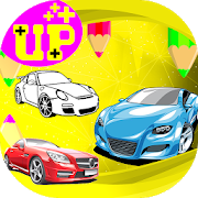 Cars Race Book to Paint APK