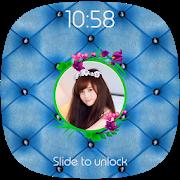 Blue Lock Screen APK
