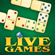 Dominoes LiveGames - free online game APK