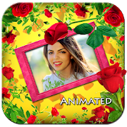 Roses Photo Frames Animated APK