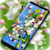 3D Blossoms Live Wallpaper APK