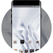 EMUI White Luxury Theme for Huawei 1.0.1 Android Latest Version Download