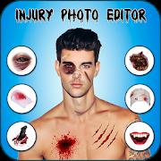 Fake Injury Photo Editor / Injury Photo Editor APK