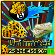 Coins and Cash for 8 ball Pool Prank : unlimited APK