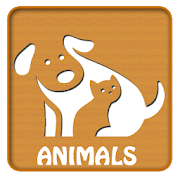 Animal names and sounds for KIDS APK