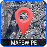 Maps driving directions, Street view, My location APK