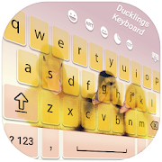 Ducklings Keyboard : Wavy Keyboard Themes APK
