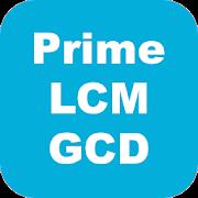 GCD LCM Prime - MultiCalculator APK