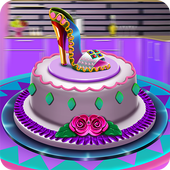 Princess Shoe Cake 1.0.0