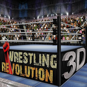 Wrestling Revolution 3D 1.702 Android for Windows PC & Mac