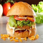 New Zinger Burger English Recipes  For PC