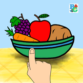Buku Gambar Fruit & Vegetable  Latest Version Download