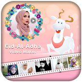 Eid-al-adha Video Maker With Music - Eid Mubarak APK