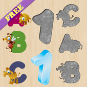 Alphabet Puzzles for Toddlers! For PC