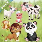Animals for Toddlers and Kids For PC