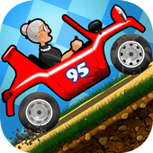 Angry Gran - Hill Racing Car Latest Version Download