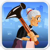 Angry Gran Best Free Game 1.9.0 Android for Windows PC & Mac