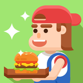 Idle Burger Factory Tycoon Empire Game For PC