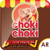 Choki-Choki AR Boboiboy For PC