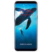 Blue Whale Lock Screen