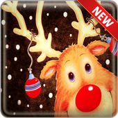 Christmas Reindeer Wallpapers  APK 1.4