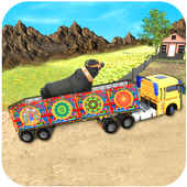 EID Animal cargo delivery truck 2018 _ Eid Mubrik  Latest Version Download