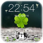 Galaxy rainy lockscreen APK 5.5