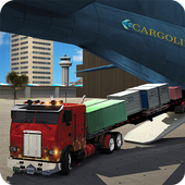 Airport Vehicle Cargo Plane Transport Truck Driver  For PC