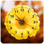 Flower Clock live wallpaper 1.0.6 Latest Version Download