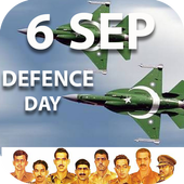 6 September Pak Defence Day Photo frame 2018  Latest Version Download