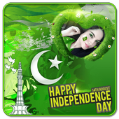 Pakistan Independence day Best Dp maker-14 August