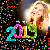 Happy New Year Photo Frame 2018 photo editor APK 1.5