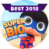 Super Bio - Racing Hero 1.0.3 Android for Windows PC & Mac