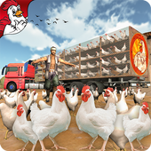 Poultry Farming  Transport Truck Driver 20
