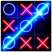 Tic Tac Toe Glow For PC
