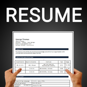 Free resume builder CV maker templates PDF formats