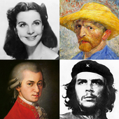 Famous People - History Quiz about Great Persons For PC