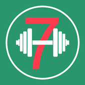 7 Minutes Workout -Home Exercise Without Equipment  APK 1.2