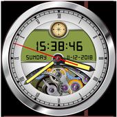 Analog Clock Live Wallpaper 2018 3d Clock Widget Apk Download For
