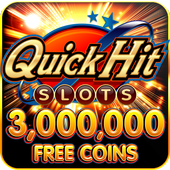 Quick Hit Casino Slots - Free Slot Machines Games  APK 2.4.44